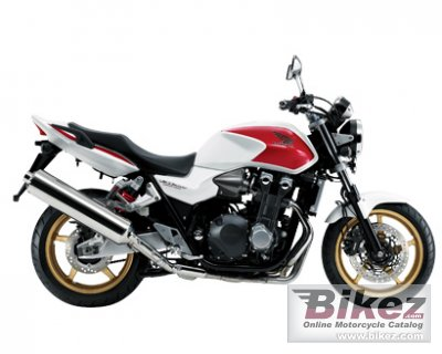 2011 Honda CB1300 Super Four ABS photo