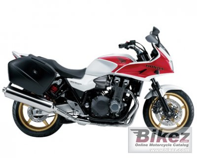 2011 Honda CB1300 Super Touring photo