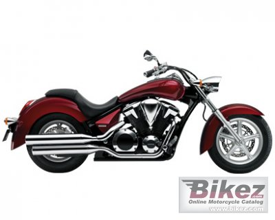 2011 Honda VT1300CR photo
