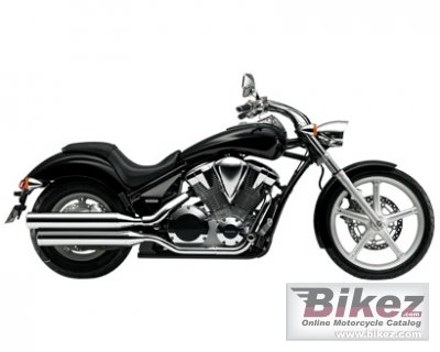 2011 Honda VT1300CS photo