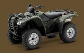 2011 Honda FourTrax Rancher AT