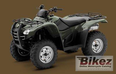 2011 Honda FourTrax Rancher AT photo
