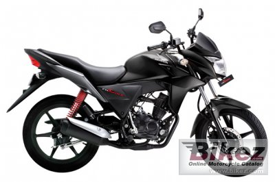 2011 Honda CB Twister photo