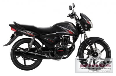 2011 Honda CB Shine photo