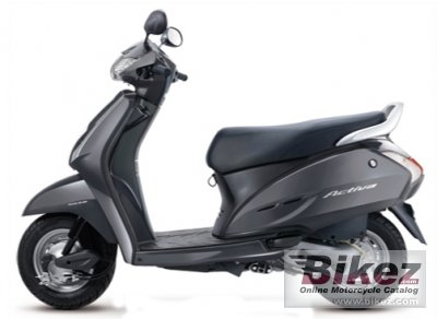 2011 Honda Activa