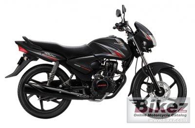 2011 Honda CB Shine