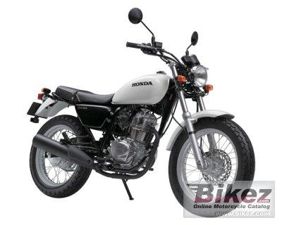 2011 Honda CB223S
