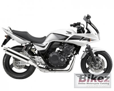 2011 Honda CB400 Super Bol dOr ABS