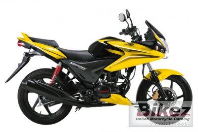 2011 Honda CBF Stunner