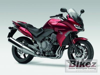 2011 Honda CBF1000