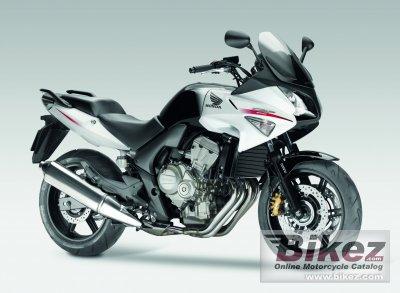 2011 Honda CBF600S