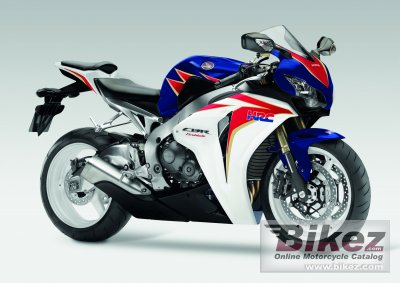 2011 Honda Cbr1000rr Specifications And Pictures