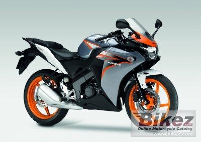 2011 Honda CBR125R
