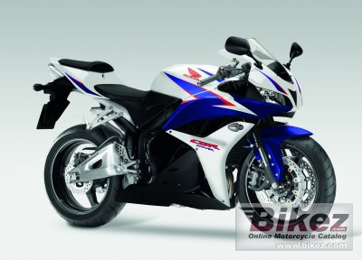 2011 Honda Cbr600rr Specifications And Pictures