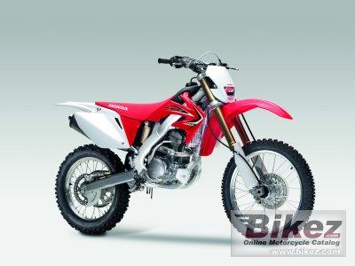 2011 Honda CRF250X