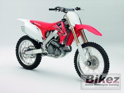2011 Honda CRF450R