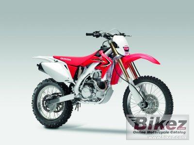 2011 Honda CRF450X