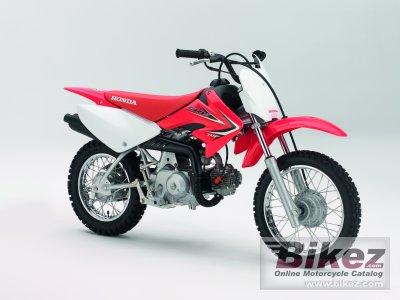 2011 Honda CRF70F