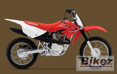 2011 Honda CRF80F