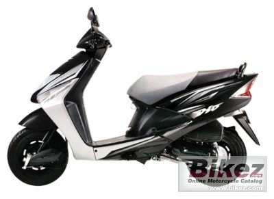 2011 Honda Dio
