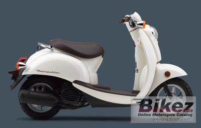 2011 Honda Metropolitan