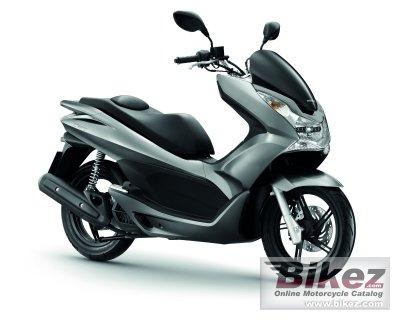2011 Honda PCX