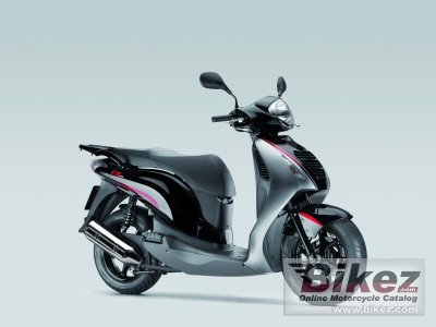2011 Honda PS125i Sporty