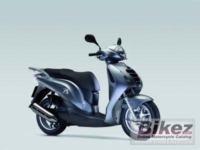 2011 Honda PS150i