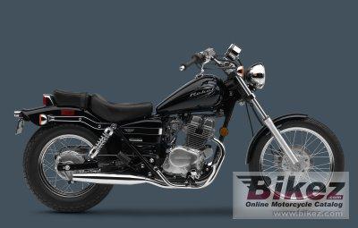 2011 Honda Rebel