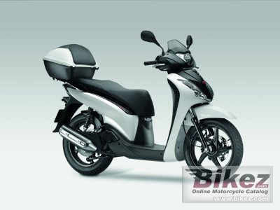 2011 Honda SH150i Sporty