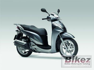 2011 Honda SH300i