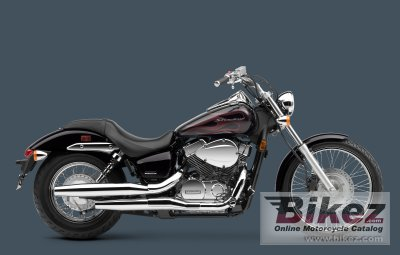 2011 Honda Shadow Spirit 750