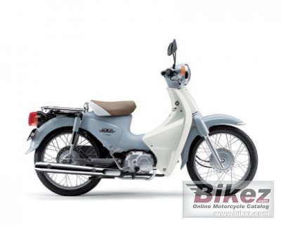 2011 honda super cub 110 specifications and pictures. Black Bedroom Furniture Sets. Home Design Ideas