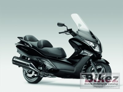 2011 Honda SW-T400