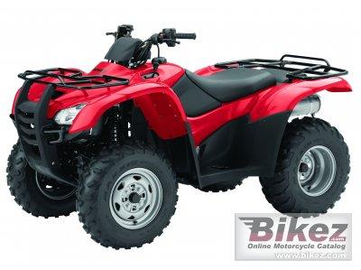 2011 Honda TRX420FM