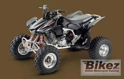 2011 Honda TRX450R E