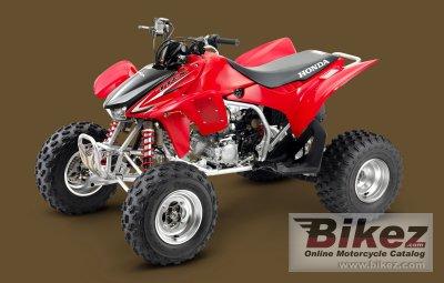 2011 Honda TRX450R