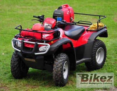 2011 Honda TRX500FA