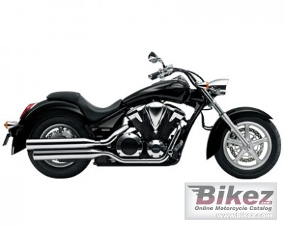 2011 Honda VT1300CR ABS