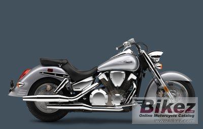 2011 Honda VTX1300R