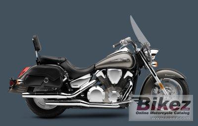 2011 Honda VTX1300T