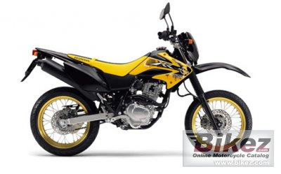 2011 Honda XR 230 Motard specifications and pictures