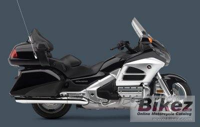 2012 Honda Gold Wing Audio Comfort photo