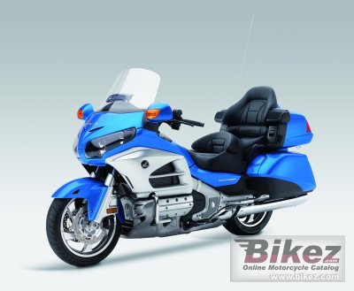 2012 Honda Gold Wing Air Bag photo