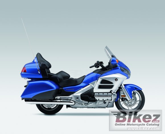2012 Honda Gold Wing Air Bag