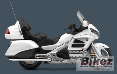 2012 Honda Gold Wing Audio Comfort Navi Xm ABS photo
