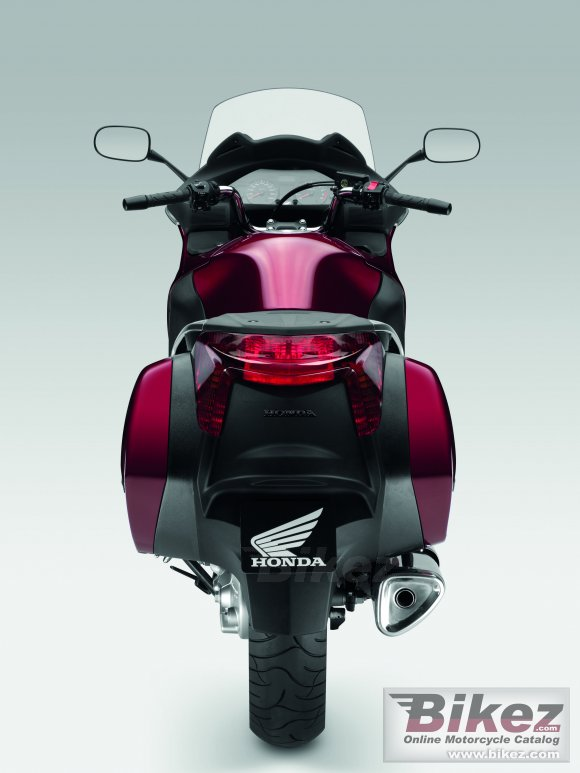 2012 Honda NT700V ABS photo