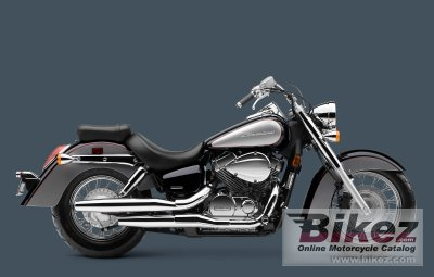 2012 Honda Shadow Aero photo