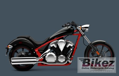 2012 Honda Fury photo