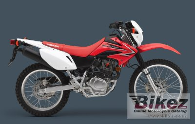 2012 Honda CRF230L photo
